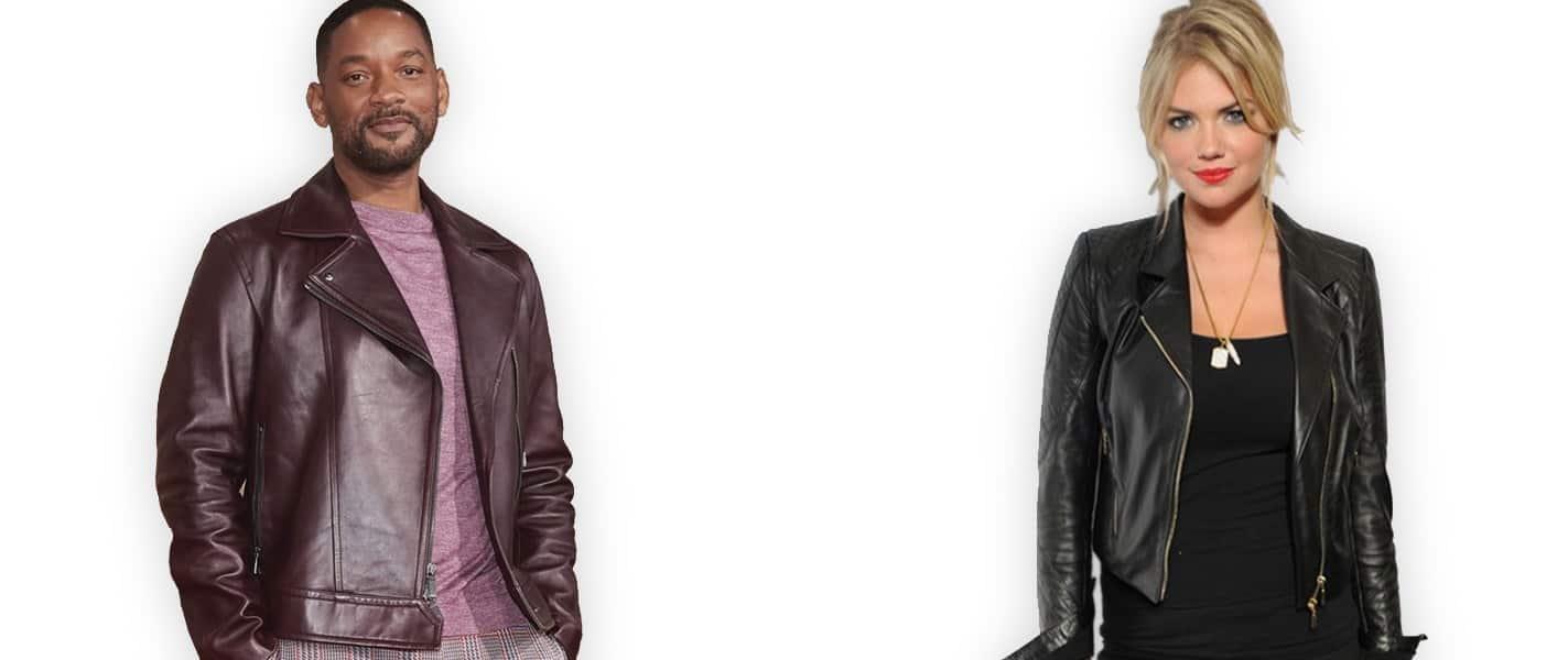 Celebrity Leather Jackets