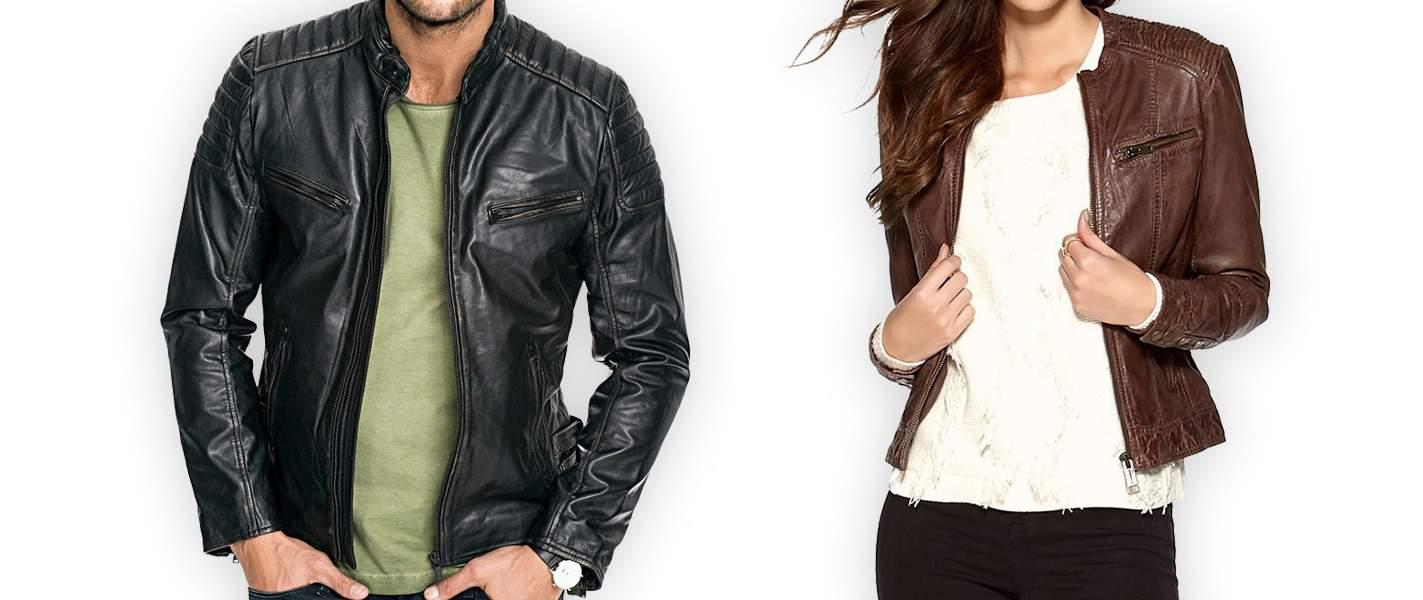 Fashion Leather Jackets