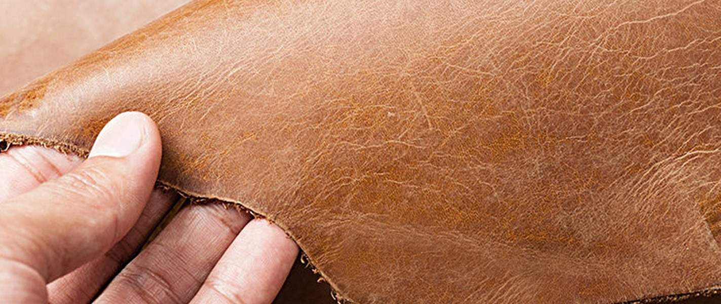 Grading Leather Type