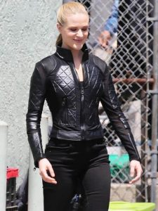 Evan Rachel Wood Westworld S03 Leather Jacket