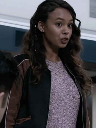 13 Reason Why Jessica Davis Bomber Jacket