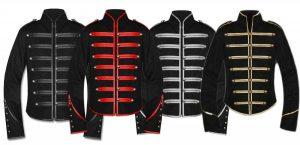 The Black Parade Jacket 4 color