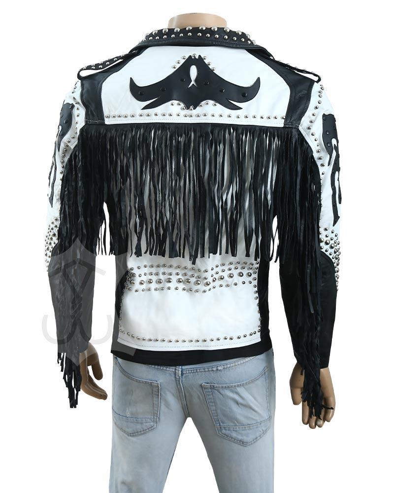 Biker Fringe Jacket